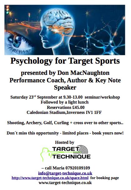 Sport Psych Seminar
