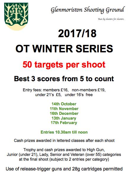 OT Winter Series 2017:18