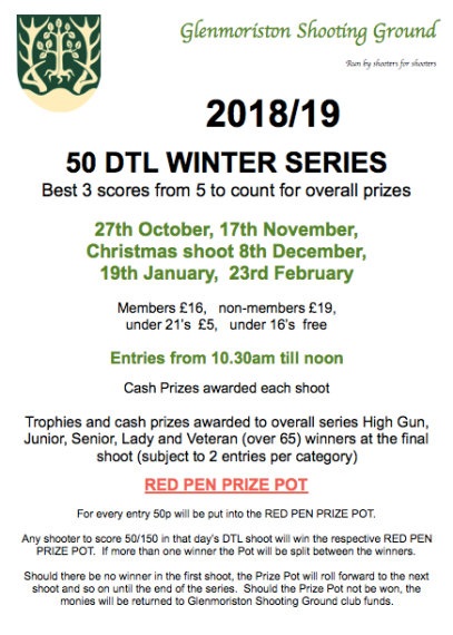 Winter Series DTL 2018:19