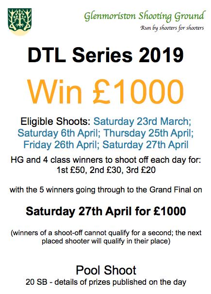 2019 £1000 Series