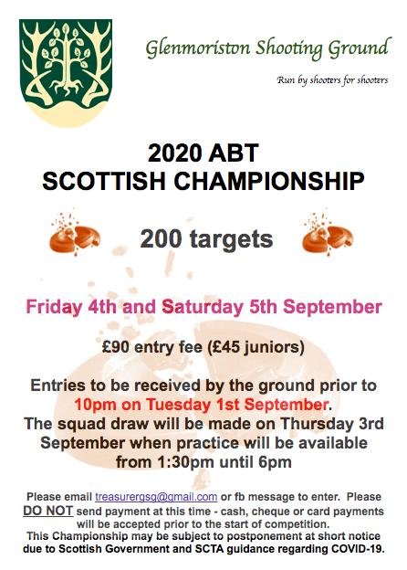 ABT Scot Champs