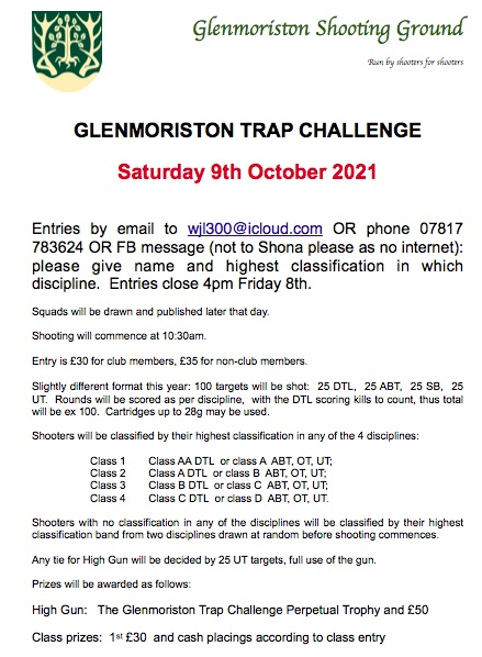 Trap Challenge